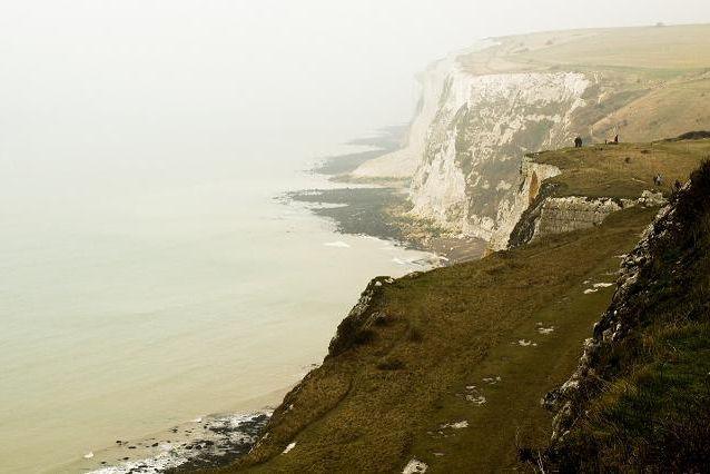 чому Англія називають Туманного Альбіону
