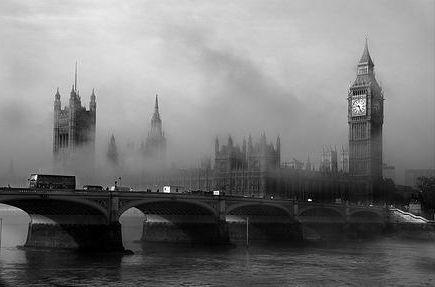 англия туманний Альбіон