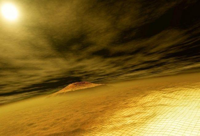 Склад атмосфери Марса