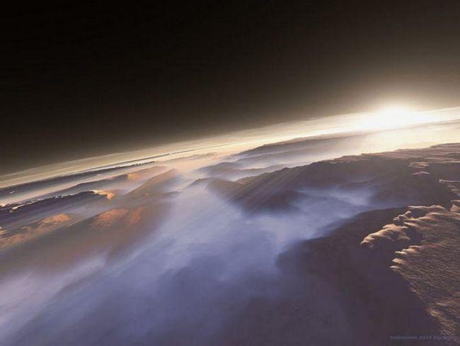 Атмосфера на Марсі