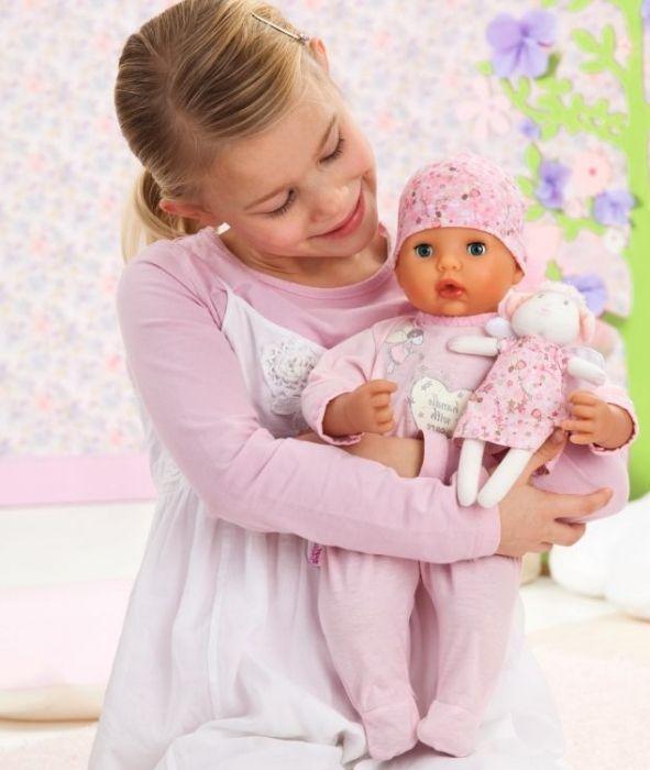 Фото - Бебі Анабель - лялька від