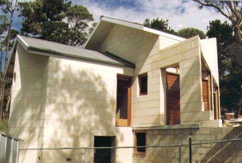 Фото - Блокові будинки: особливості будівництва, переваги та недоліки