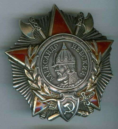 бойовим нагороджується орденом