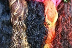 Фото - Кольорові волосся для створення яскравого образу