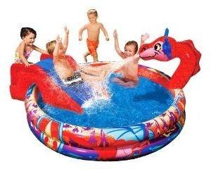Дитячі басейни Intex