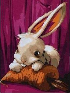 Декоративні кролики живуть