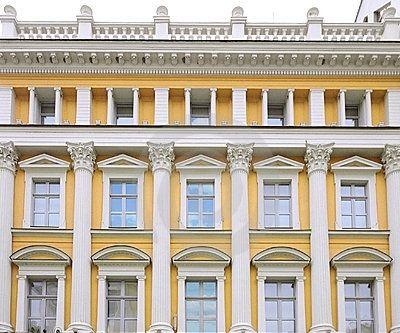 Оздоблення фасадів будівель