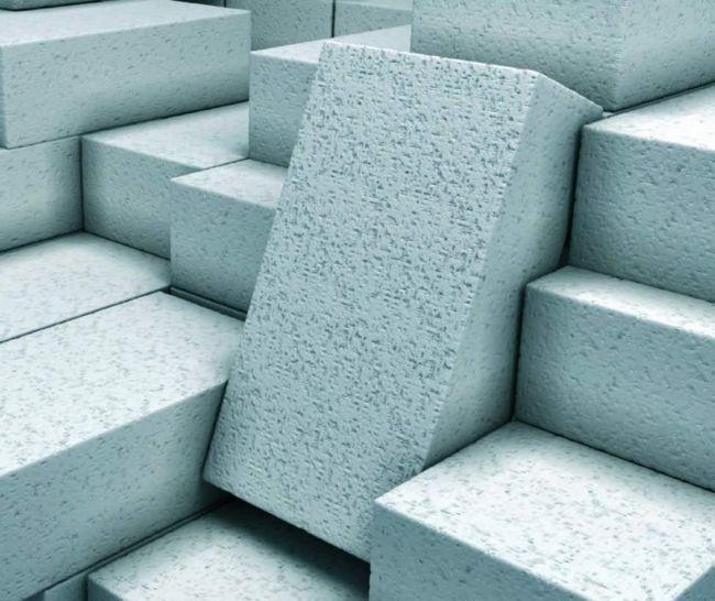 газосиликатні блоки розміри