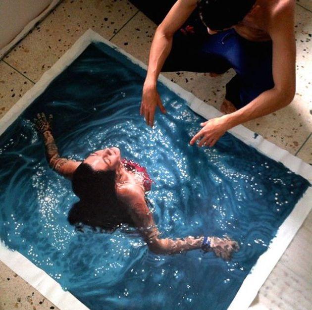 Гіперреалізм і фотореалізм живопис творчість