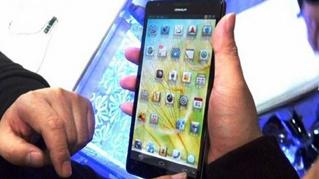 Фото - Huawei Ascend Mate - телефон з великим екраном
