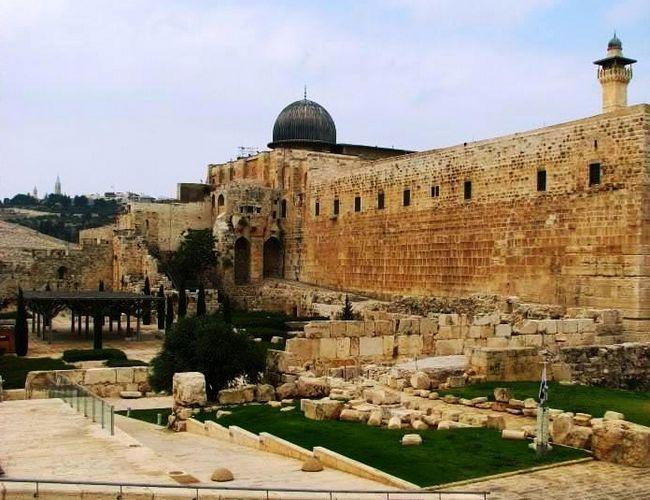 храми Єрусалиму фото