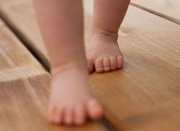 Фото - Інформація про те, коли діти починають ходити