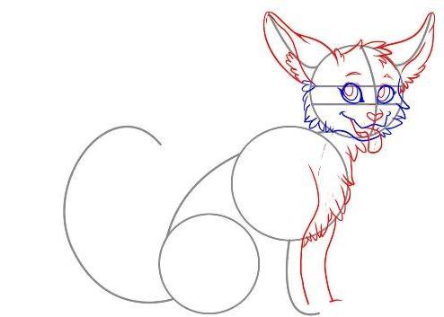 Як намалювати тварин поетапно