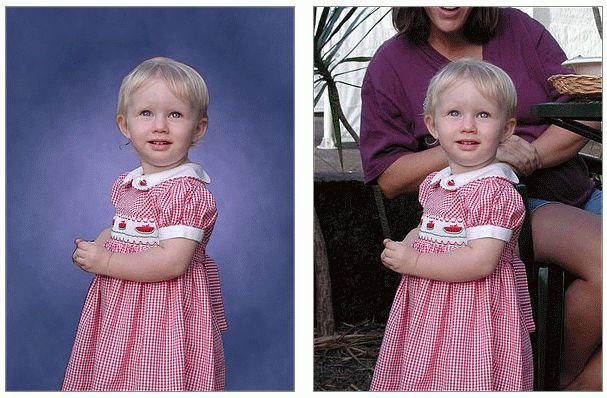 фони для дитячих фотографій