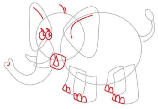 Фото - Як малювати тварин