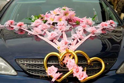 Фото - Як прикрашати машину на весілля: корисні поради