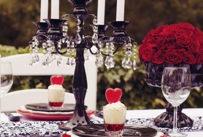 як зробити чоловікові романтичний вечір