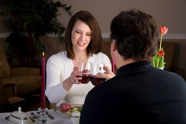 влаштовуємо романтичний вечір для коханого чоловіка