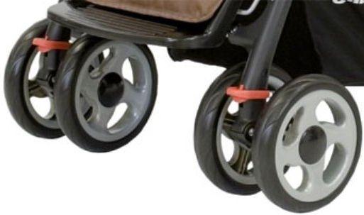 Фото - Як вибрати колеса для коляски