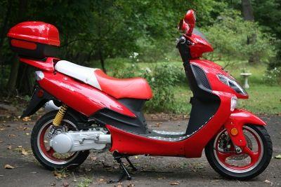 Фото - Як вибрати скутер? П'ять порад