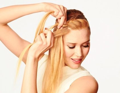 Фото - Як заплітати косу французьку? Просто і красиво