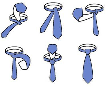 зав'язати краватку на весілля
