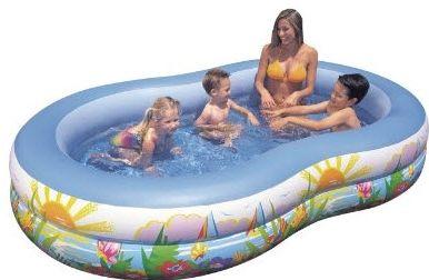 Фото - Яким може бути басейн дитячий для дачі?