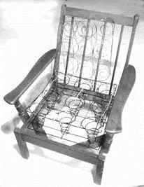 пружинні блоки для м'яких меблів