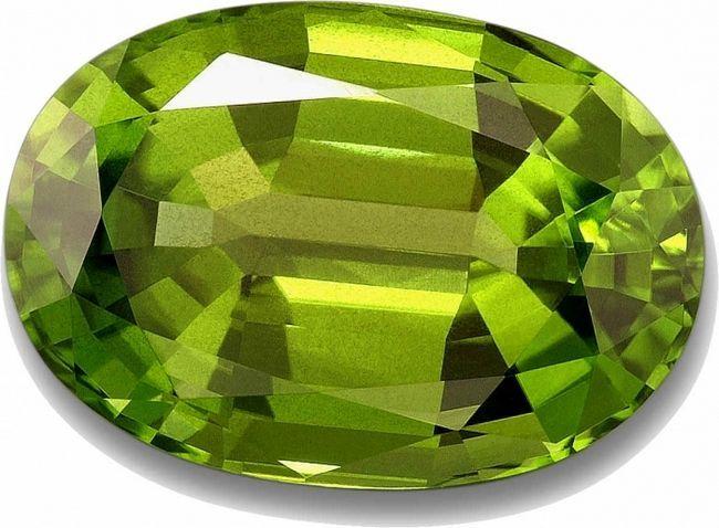 Фото - Камінь хризоліт: властивості і опис