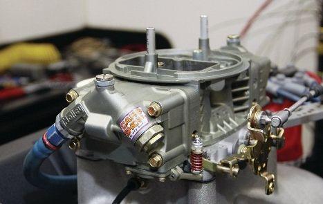 Фото - Карбюраторний двигун: комплектація і характеристика