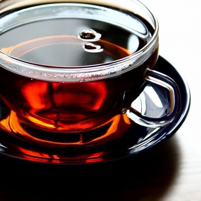 міцний чай
