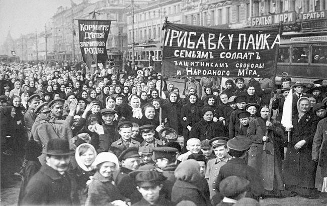 міжнародний жіночий день історія свята