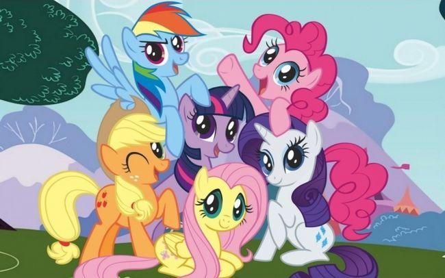 Фото - My Little Pony - іграшки, що завоювали світ
