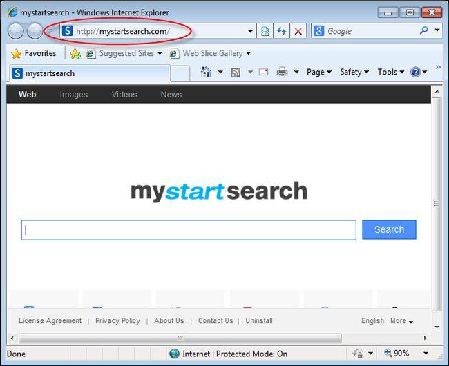 mystartsearch com як видалити