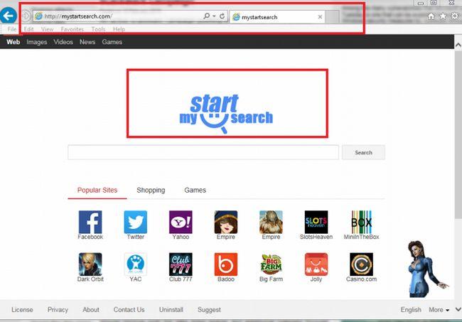 mystartsearch com як прибрати