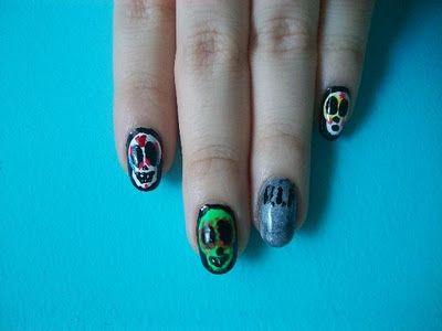 Фото - Деякі рекомендації про те, як фарбувати нігті різними кольорами