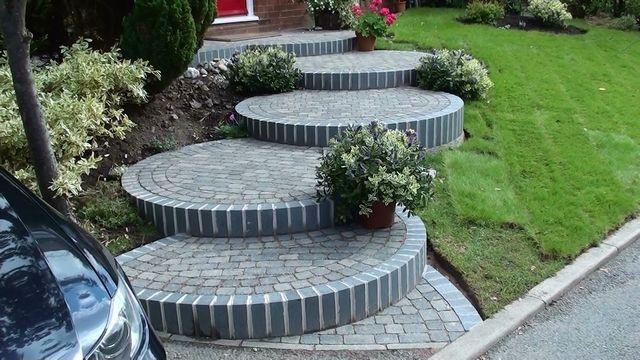 Фото - Неординарна садова доріжка прикрасить будь-яку ділянку