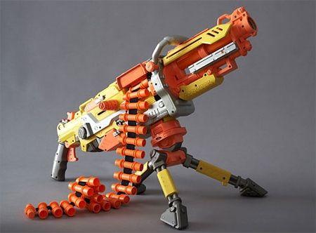 Фото - Nerf бластери - більше, ніж просто іграшка
