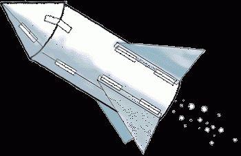 Фото - Немає нічого складного в тому, як зробити ракету з паперу!