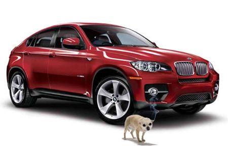 Фото - Новинка баварського автомобільного виробника - позашляховик BMW X7