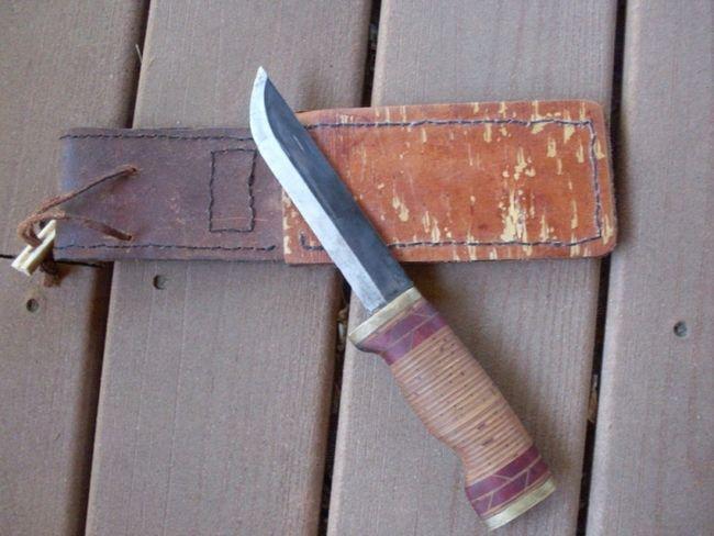 Саморобні ножі своїми руками
