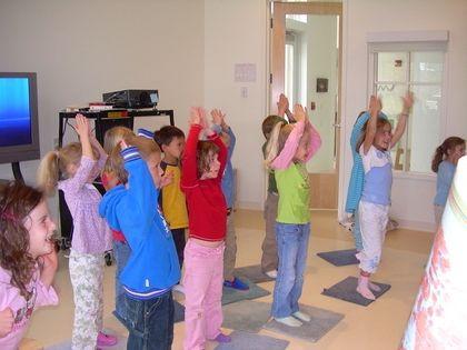 танцювальний гурток для дітей