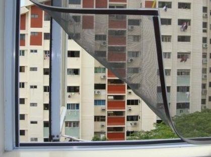 Фото - Чи потрібна сітка від комарів на вікна?