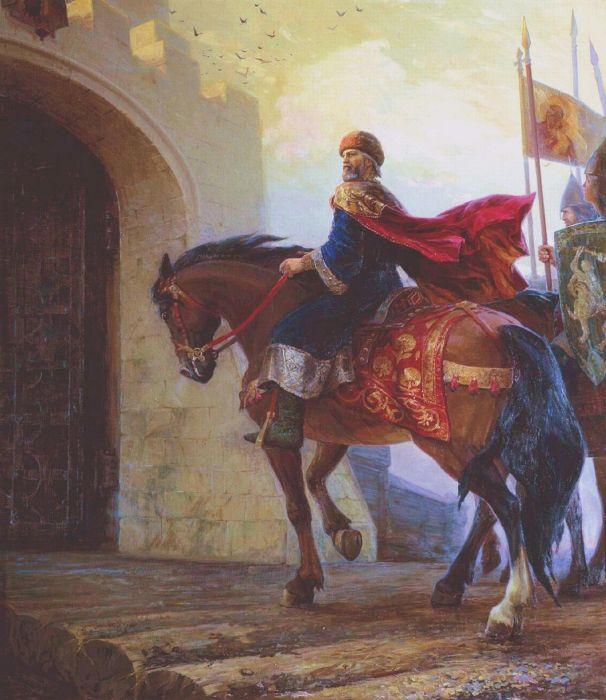 князь игорь твір