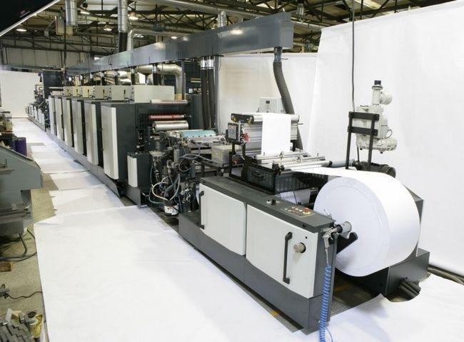 Фото - Офсетний друк - це універсальний спосіб друку поліграфічної продукції