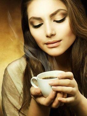 забарвлення волосся кави