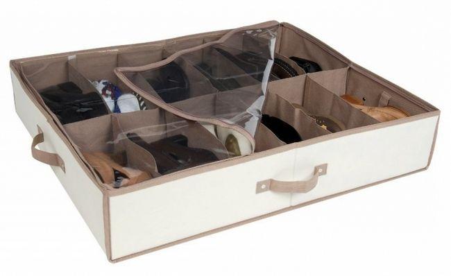 Фото - Органайзер для взуття - порядок і чистота в будинку