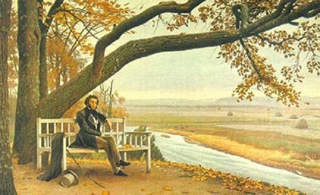Фото - Основні мотиви лірики Пушкіна. Теми і мотиви лірики Пушкіна