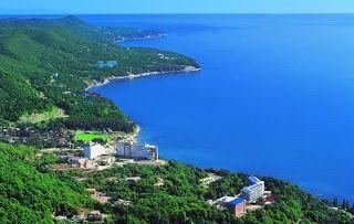 відпочинок чорноморське узбережжя Кавказу