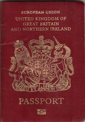 паспортні дані громадян Росії